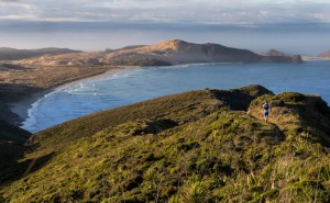 Endurance trekking across New Zealand