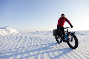 Cycle South: Pedaling across Antarctica