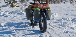 Gearing up for a ride to the South Pole