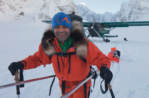 Explorer attempts January solo ascent of Denali