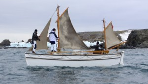Shackleton journey to be re-enacted