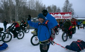 Iditarod Trail Invitational launches