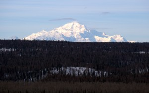 Iditarod Trail flyover