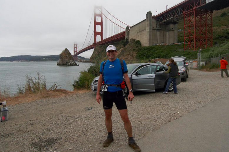 2010 Headlands 100 in Marin County, California