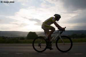 Strasser breaks RAAM record