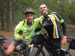 Tour Divide day 13 — holding out for pie