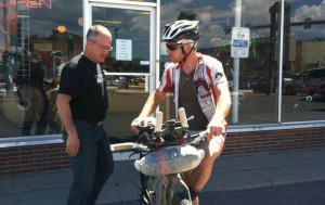Tour Divide day four — Sustainable?