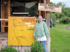 Face of a Trail Angel — Kirsten's Tour Divide story