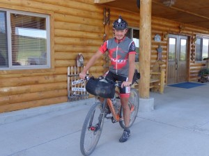 Tour Divide day five — Leaders reach Idaho