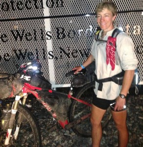 Tour Divide day 23 — Dallman wins women's race